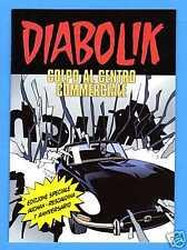 DIABOLIK -COLPO AL CENTRO COMMERCIALE -RESCALDINA 1° ANNIVERSARIO-SETTEMBRE 2001