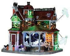 Lemax Spooky Town - LAST HOUSE ON THE LEFT - NIB