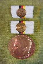 DDR Medaille - Dr. Theodor Neubauer - Bronze - im  Etui