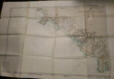 Map Chart Canada British Columbia Estevan Point To Brooks Peninsula