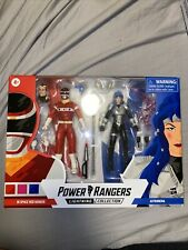Power Rangers - Lightning Collection - In Space Red Ranger & Astronema