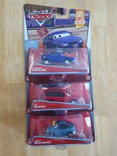 Disney Pixar Cars 2 Race Fans - lot of 3 Diecast