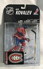 2008 McFarlane Sports Picks NHL 19 ALEX KOVALEV Montreal Canadiens Figure