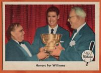 1959 Fleer #78 Ted Williams EX-EXMINT+  HOF Boston Red Sox FREE SHIPPING