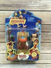 "2000 Playmates Chicken Run All-American Rocky Grappling Hook 5"" Figurine"