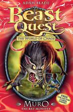 Muro the Rat Monster: Series 6 Book 2 (Beast Quest), Blade, Adam, New Book