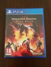 DRAGON'S DOGMA DARK ARISEN PS4 ITA Usato come Nuovo