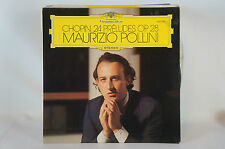 Maurizio Pollini Chopin 24 Preludes opus 28 Deutsche Grammophon (1)