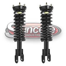 1993-1998 Lincoln Mark VIII Front Air Suspension to Coil Springs & Struts Kit
