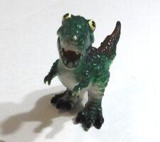 Dinosaur Figure Tyrannosaurs Rex Allosaurus, Raptor Figurine Prehistoric Animal