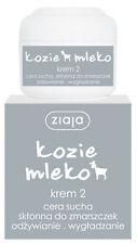 Ziaja 01133 Goat's milk cream 2 nourishment, smoothing 50 ml