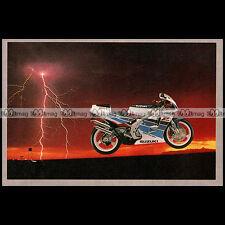 #CP122 SUZUKI RGV 250 - Carte Postale Moto Motorcycle Postcard