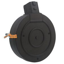 Drum Magazine for Marui , WELL R2 Vz61 SCORPION Airsoft SMG AEP