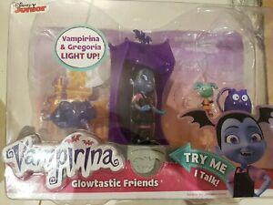 Vampirina And Gregoria Light Up Glowtastic Friends Disney Junior