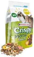 Kaninchenfutter Versele-Laga CRISPY MUESLI RABBITS, 20 kg
