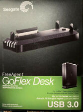 FreeAgent GoFlex Desk Desktop Adapter USB 3.0 STAE106