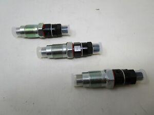 3 Genuine Briggs & Stratton 825754 Daihatsu Injector Diesel for DM950 DM850