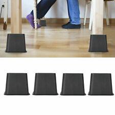4pcs/set Furniture Raisers Risers Chair Bed Riser Stands Elephant Feet ZL