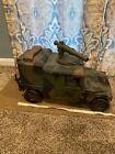 "21st Century Toys Tank Military Camo War Vintage Huge 22"" Long 1:16"