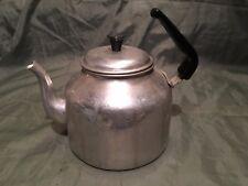 Vintage Rustic Farm Tea Pot Kettle Kitchen Decor