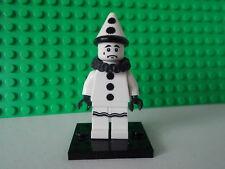 Genuine LEGO MINIFIGURES il pagliaccio triste dalle serie 10