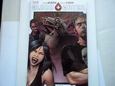Blood + Water- Graphic Novel by Vertigo Comics Judd Winick & Tomm Coker