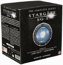 Stargate SG-1    Complete Season 1-10          56-Disc Box Set         New
