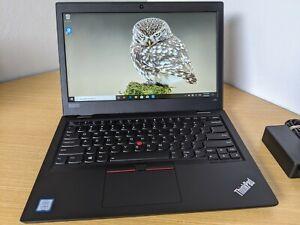 """Lenovo L380 13.3"""" FHD Touch Core i5 8265U 8GB 256GB SSD W10P"""