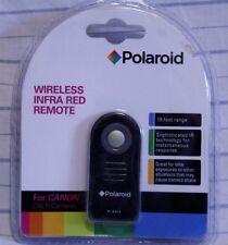 Polaroid Wireless Infrared Remote for Canon DSLR Camera