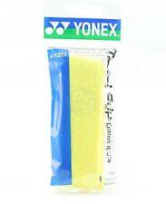 Yonex Towel Grip Replacement Cotton 100% Badminton Squash - Yellow