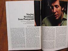 1969 TV Guide(TOM JONES/ARLENE GOLONKA/ANNE WHITFIELD/DICK CAVETT/THE TODAY SHOW