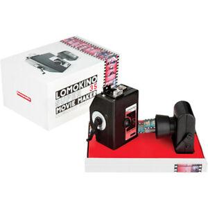 Lomography Lomokino with Lomokinoscope Super Movie Maker