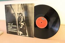 The Rolling Stones Out of our heads vinyl LP Decca First press German import