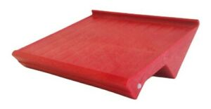 Playmobil 4324 Spares Replacement Piece 30200882 Red Plastic Large Roof Edge