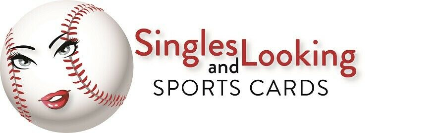 Singles And Looking Sports Cards