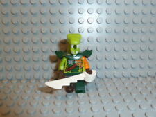 LEGO® Ninjago 1x Figur Clancee Ninja Luftpirat Pirat Schlange 70594 njo238 K461