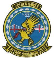 US Navy VA-303 Golden Hawks Patch NEW!!!
