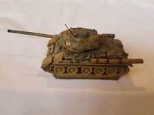 Flames of War Soviet T34-85 Tank AFV Painted 768th WW2 tbj