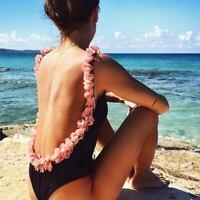 Push up swimwear beachwear suit Women bikini  padded bandage bra triangle