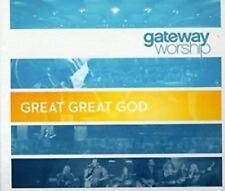 CD Gateway Worship GREAT GREAT GOD Worship NEU  Kari Jobe ....