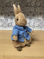 TY Tale of Peter Rabbit Bunny Beanie Plush Soft Toy 15cm