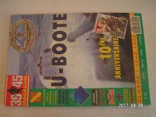 **a1 39 45 Magazine n°90 U Boote  Croix de fer Waffen et récipendaires étrangers