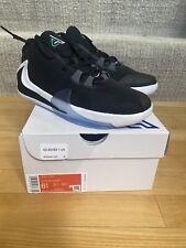 Nike Freak 1 Boys Basketball Shoes Size 6.5 Black