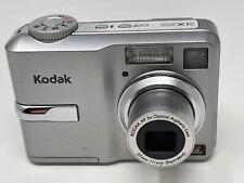 KODAK EASYSHARE C743 - 3x OPTICAL ZOOM - SILVER - TESTED/WORKS