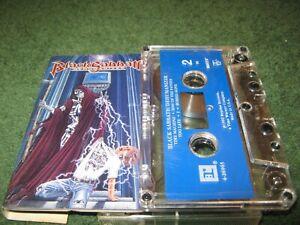 Black Sabbath - Dehumanizer (cassette) dio