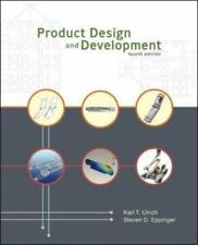 Product Design and Development, by Ulrich, 4th Edition