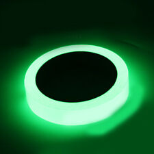 1 Roll 10MM*3M Self-adhesive Long Tape Safety PET Packing Tools Glow In The Dark