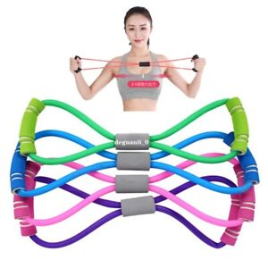Resistance Training Bands Pull Rope Elastic Bands for Fitness Workout Excercise