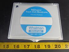 Whatman Nuclepore Track-Etch Membrane Filtration 110401 PC MB 13MM .015UM SKUA T