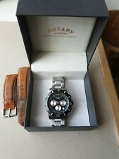Rotary Chronospeed GB03375/04 chronograph watch